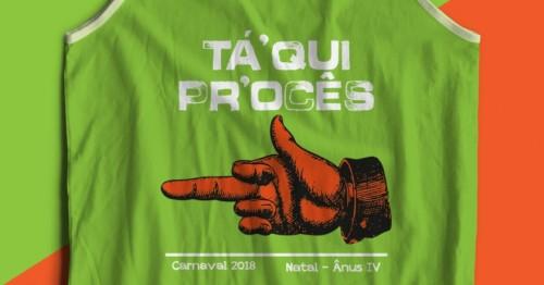 Entrega das Camisas da IV Prévia Carnavalesca de Natal